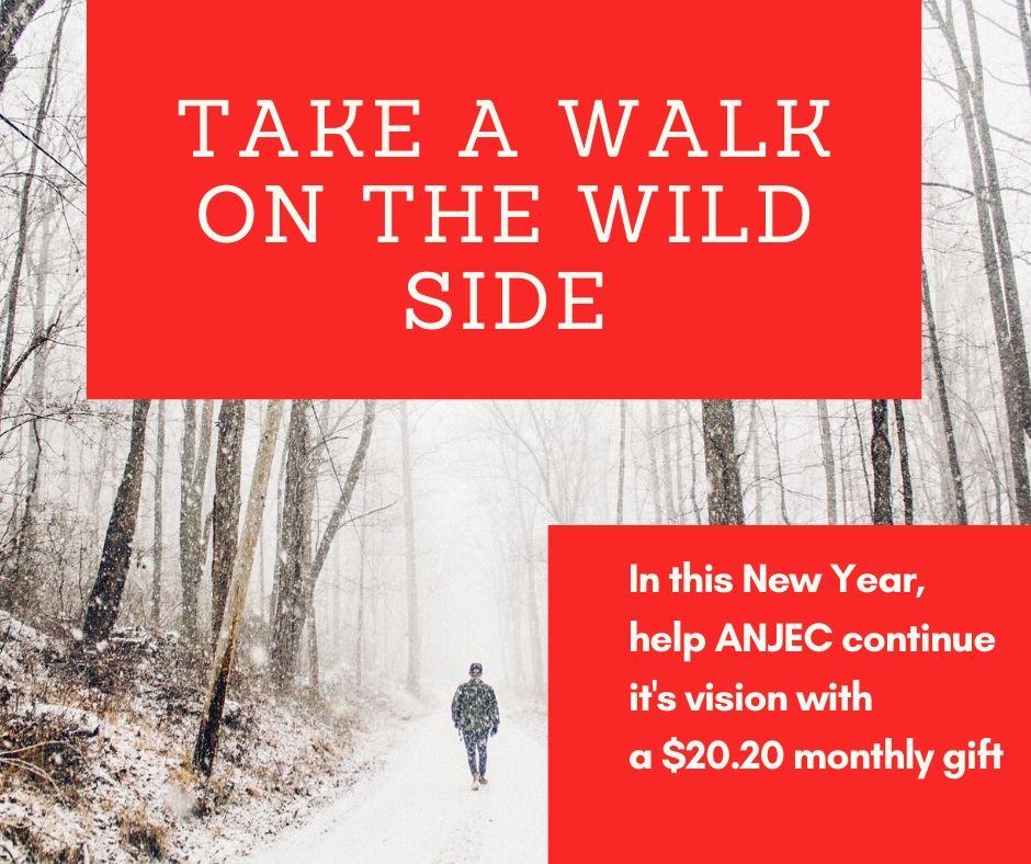Take a walk on the wild side (1)