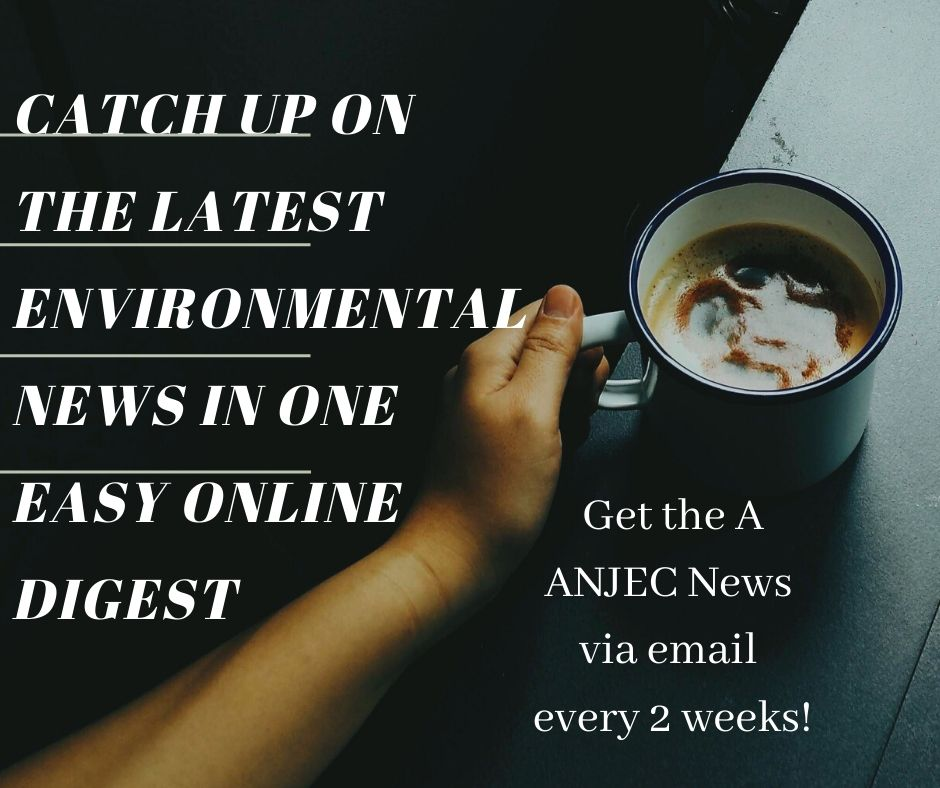 catch up on the latest Environmental news in one easy digest (1)